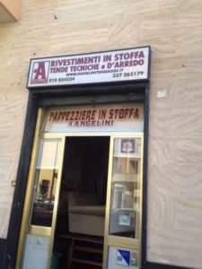 Angelini Tendaggi Genova